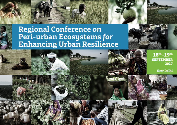 Regional Conference: Peri-urban Ecosystems for Enhancing Urban Resilience